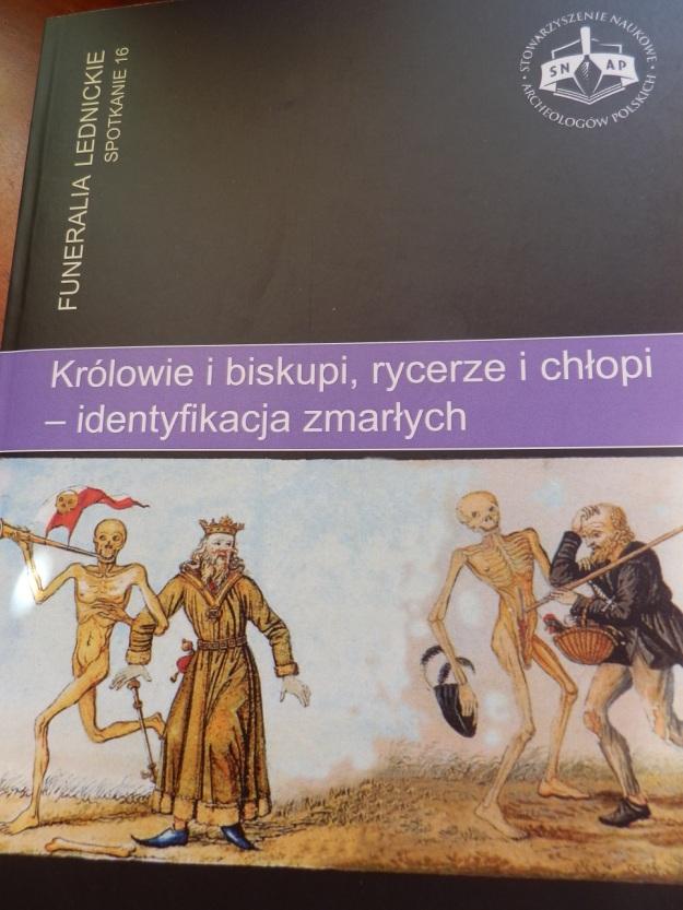 Archeologia jakubowa - tu znajdziecie artykuł o badaniach w Przecznie :)